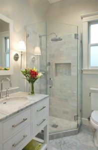 Smaller Bathroom design