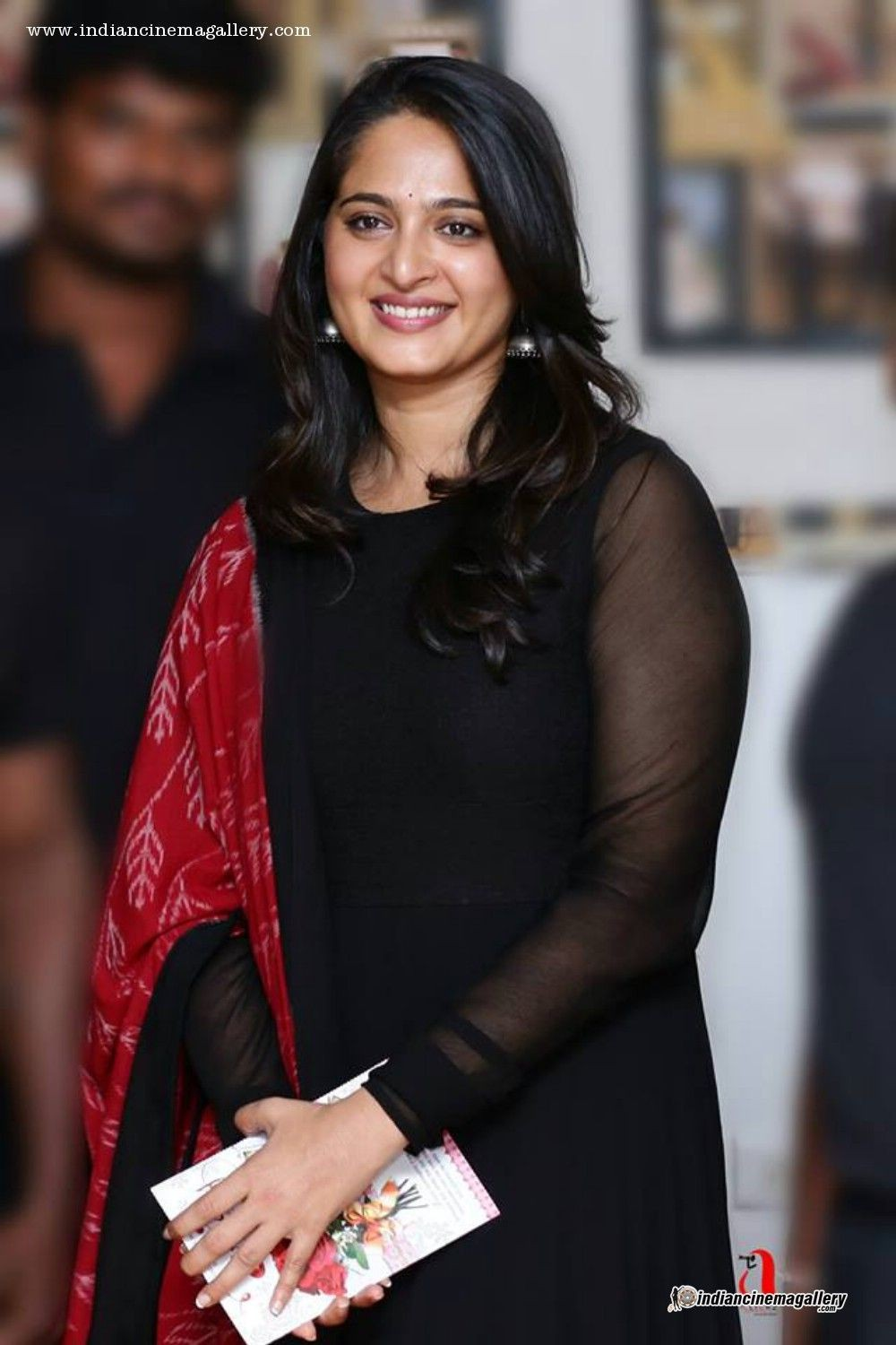 Anushka Shetty dress collection